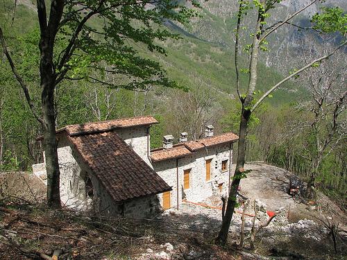 Casa del Monte, recentemente ristrutturata