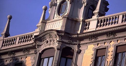 costruzioni e estetica