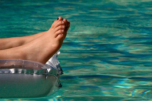 mini piscine per il giardino o il terrazzo
