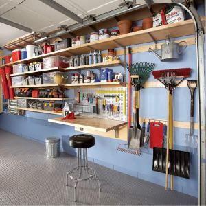 garage ordinato