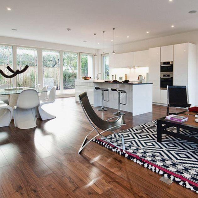 Come arredare una cucina e soggiorno insieme for Idee per dividere cucina e soggiorno