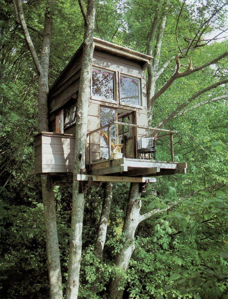 Super Come costruire una casa sull'albero DD33