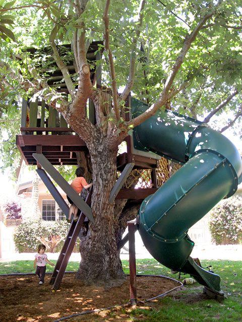 Favoloso Come costruire una casa sull'albero UD71