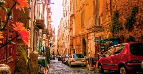 I migliori quartieri dove vivere a Napoli