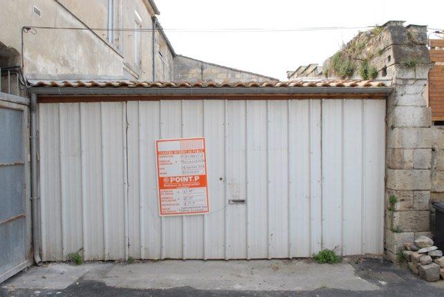 Il garage diventa un piccolo loft