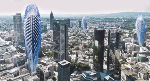 Hyper Filter, il grattacielo che mangia l'inquinamento