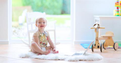 Idee per decorare la stanza del vostro bambino - Idee per decorare una stanza ...
