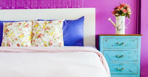 Cambia la tua camera da letto senza spendere molti soldi