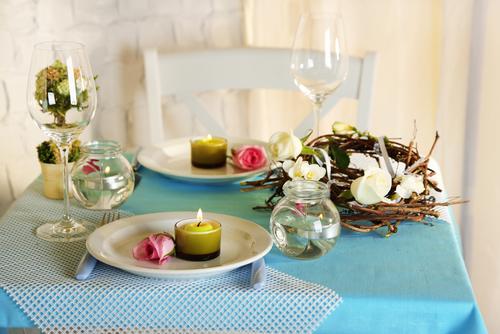per decorare la tavola per pasqua - Arredare Casa Per Pasqua