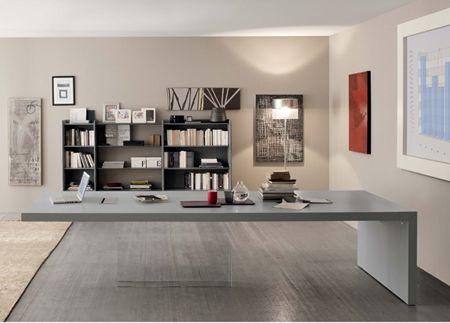 Top 10 come arredare il vostro ufficio in casa for Mobili design ufficio