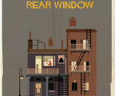 Quando la casa la protagonista del film - La finestra sul cortile sciacca ...