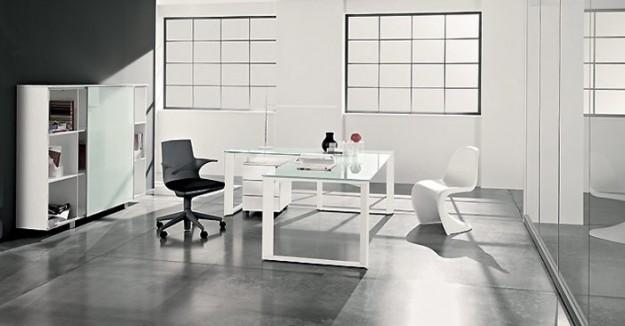 Top 10 come arredare il vostro ufficio in casa for Pareti colori moderni