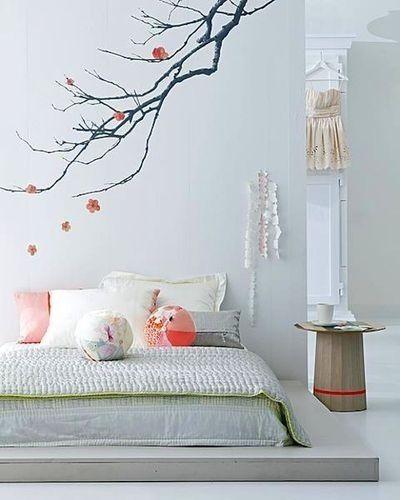 Come arredare la camera da letto in stile giapponese