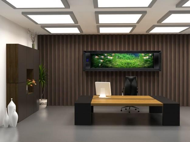 Ufficio Moderno Sa : Top 10: come arredare il vostro ufficio in casa