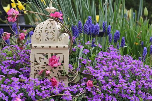 Il tuo giardino in stile shabby chic - Shabby chic giardino ...