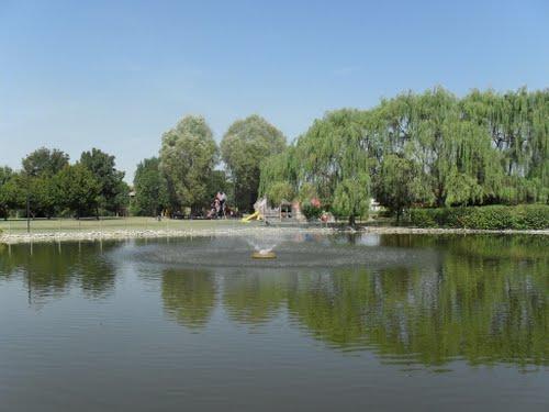 Padova Est, parco Iris