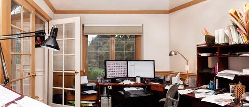 Consigli su come arredare uno studio in casa