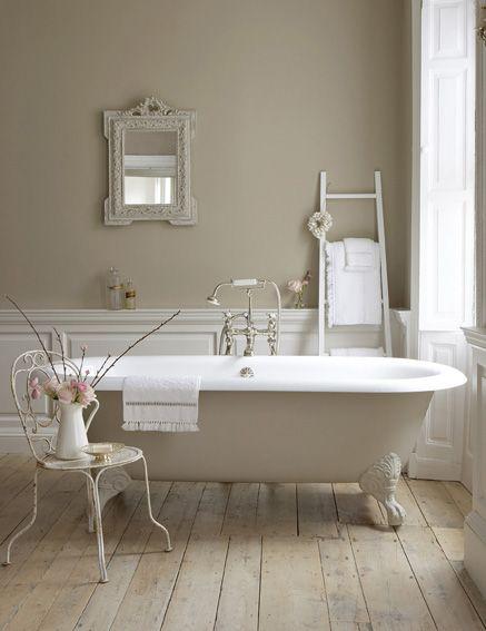Come arredare il bagno in stile shabby chic - Arredo bagno shabby ...