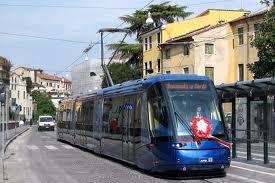 Padova Sud-Est, capolinea tram