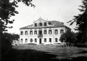 Padova Sud-Ovest, Villa Giusti