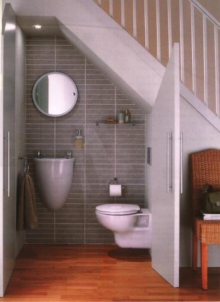 5 idee per arredare il sottoscala e sfruttarlo al massimo - Creare un bagno ...