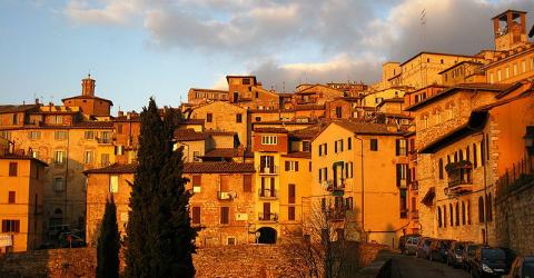 I migliori quartieri in cui vivere a Perugia