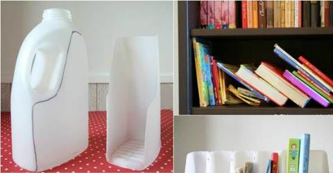 Come riciclare le bottiglie di plastica for Riciclare plastica in casa