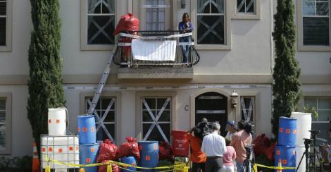 Decorazione per halloween la casa dell ebola - Blog decorazione casa ...
