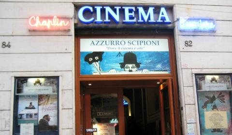 Conosco un posticino: Azzurro Scipioni: Il cinema nato da un sogno