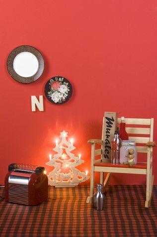 Alberi di Natale creativi fai-da-te
