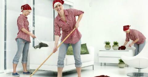 La nuova app per pulire la casa