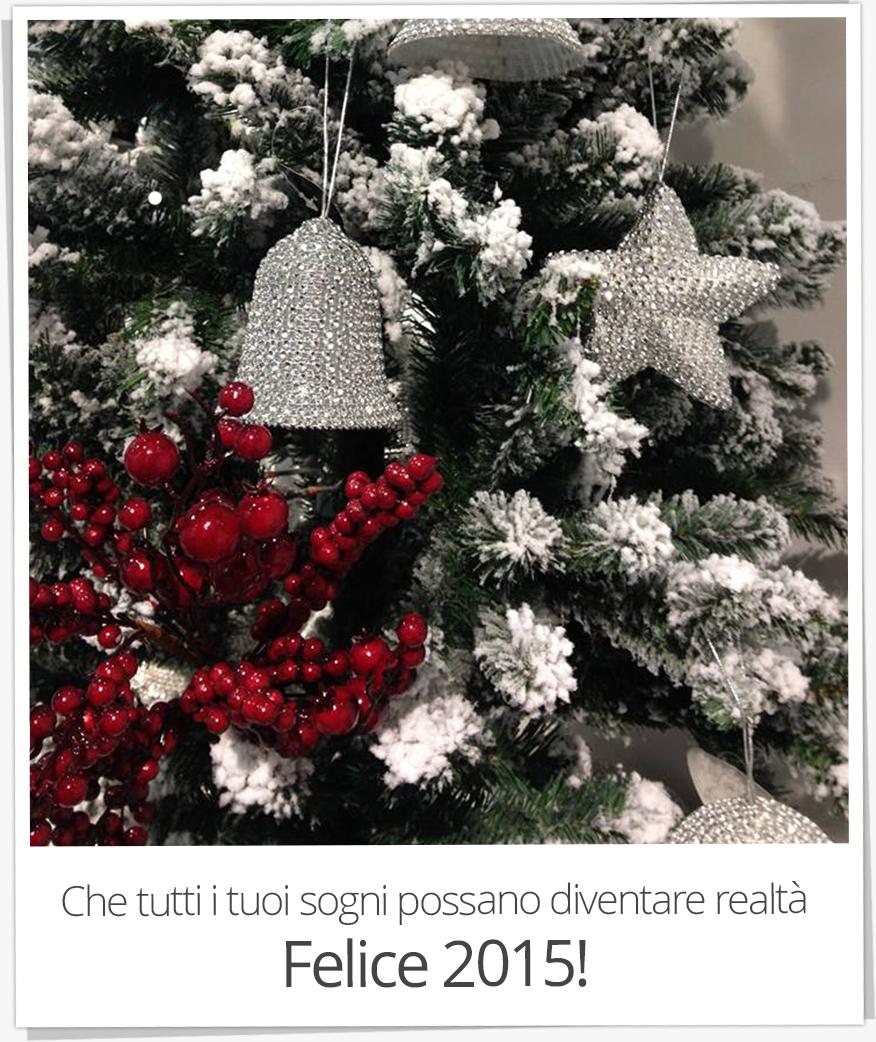 Mioaffitto vi augura Buon Natale ed un 2015 d'incanto!