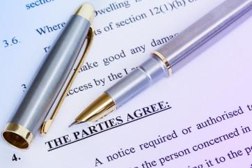 Disdetta anticipata del contratto di affitto per giusta causa