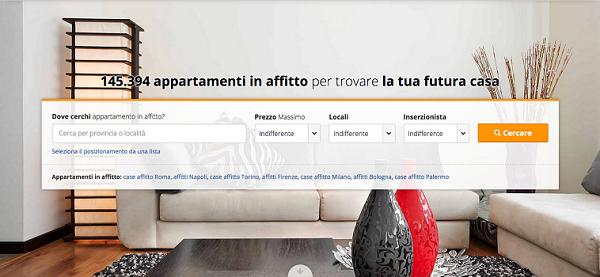 Nuova versione del nostro sito Mioaffitto.it