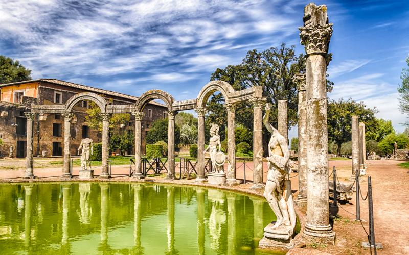 Rilassarsi a due passi da Roma