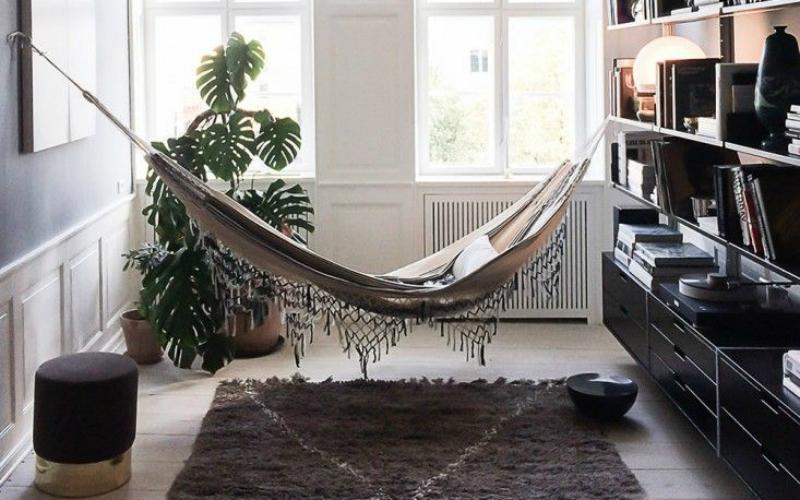 Amaca in casa amaca da giardino modello am moia with amaca in casa boa studio amaca architetti - Smontare divano poltrone sofa ...