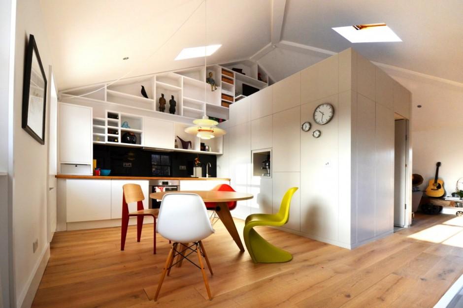 Mini appartamento, ecco come arredare 40 mq