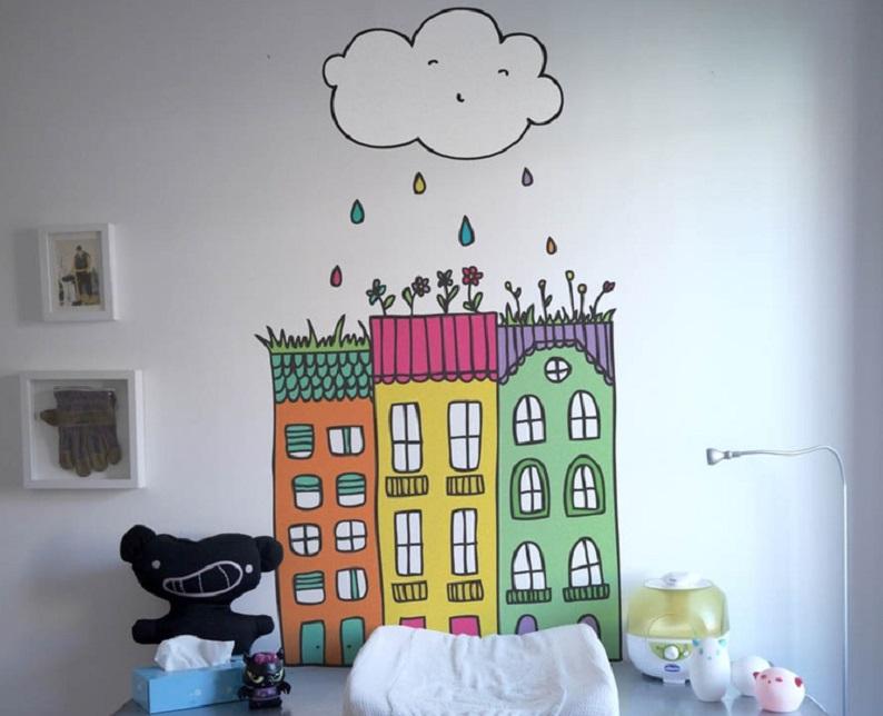 Consigli utili per decorare le pareti di casa - Decorazioni floreali per pareti ...