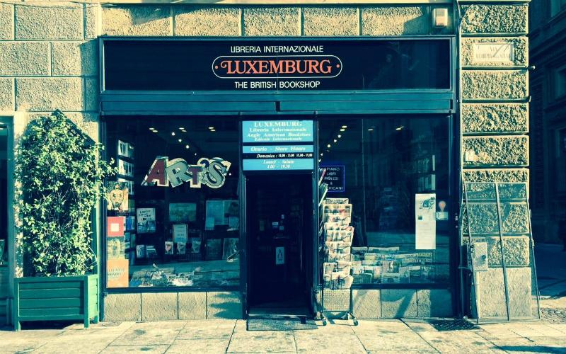 Conosco un posticino… La libreria Luxemburg di Torino