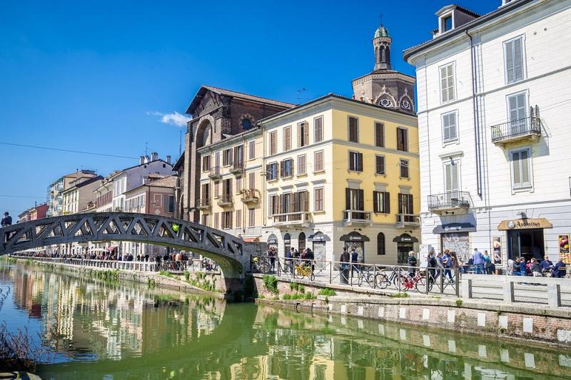 I migliori quartieri dove vivere a milano se sei uno - Milano porta genova treni ...