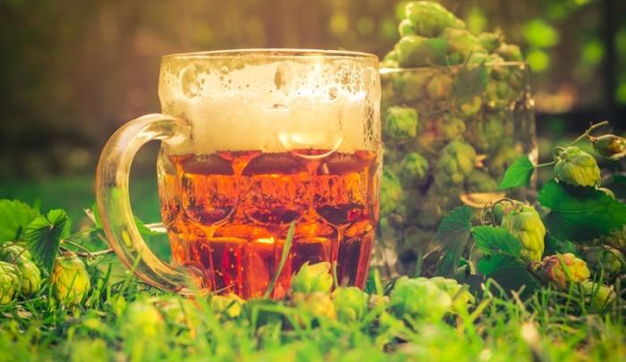 8 usi alternativi della birra in casa