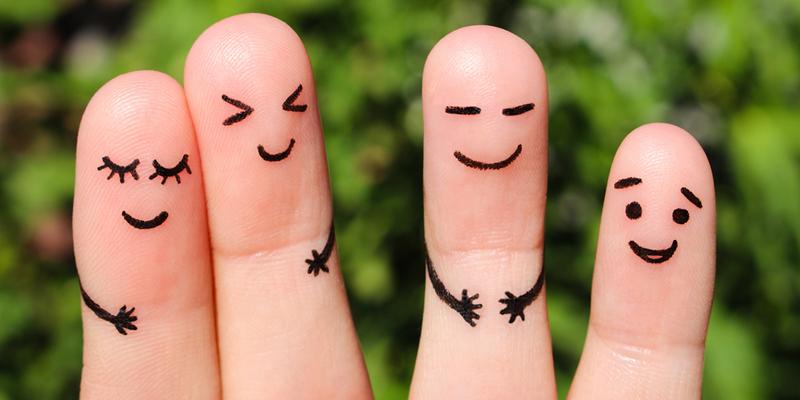Trucchi per essere felici in 30 secondi