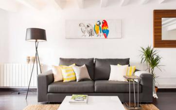 Cinque trucchi di Home Staging per affittare definitavamente casa
