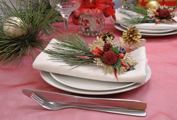 Tante idee per decorare la vostra tavola per il capodanno 2016 - Decorazioni tavola natale ...