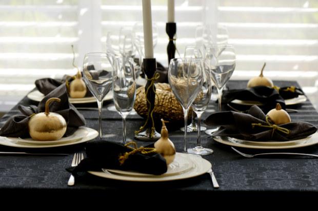 Tante idee per decorare la vostra tavola per il Capodanno 2015