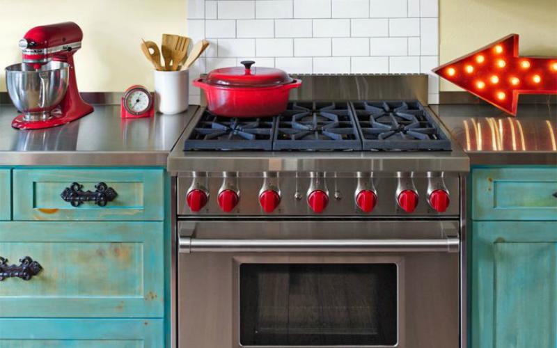 Come risparmiare energia in cucina