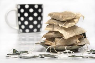 8 modi per riutilizzare le bustine del thè