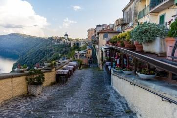 Vivere in provincia di Roma: i Castelli Romani