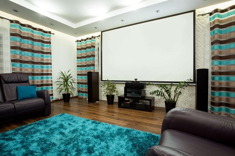 Come creare un cinema in casa