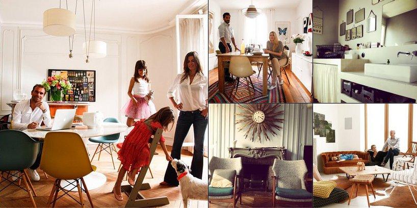 5 profili di Instagram, ispirazioni per una casa vintage